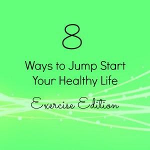 8 Ways exercise