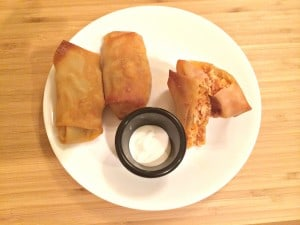 egg roll plated edit