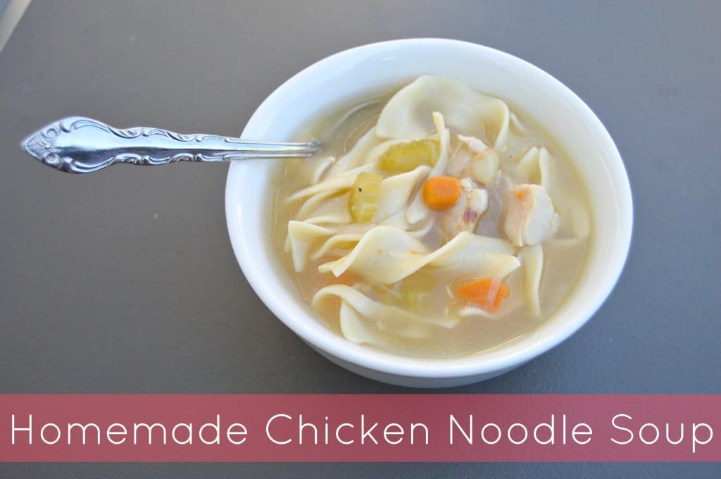 homemade chicken soup 1 edit