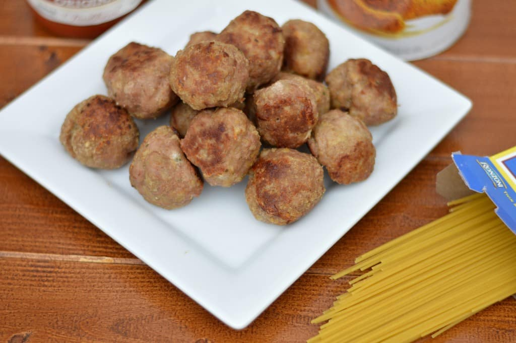 Italian Turkey Meatballs