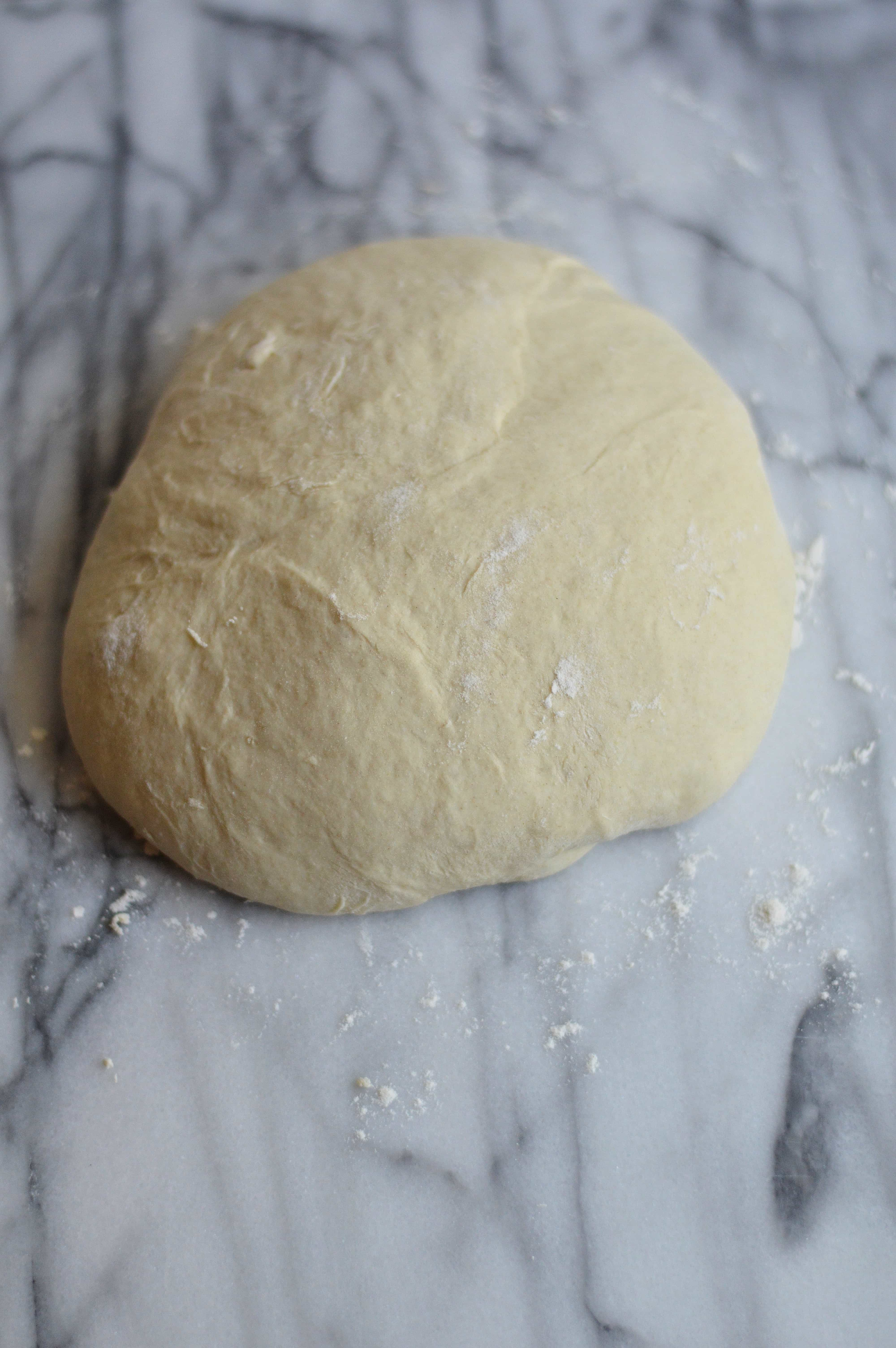Restaurant-Style Pizza Dough – Citrus & Delicious