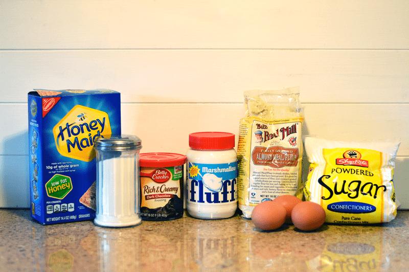 s'mores macarons ingredients
