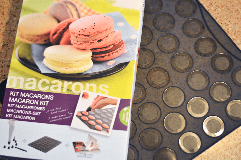 s'mores macaron kit