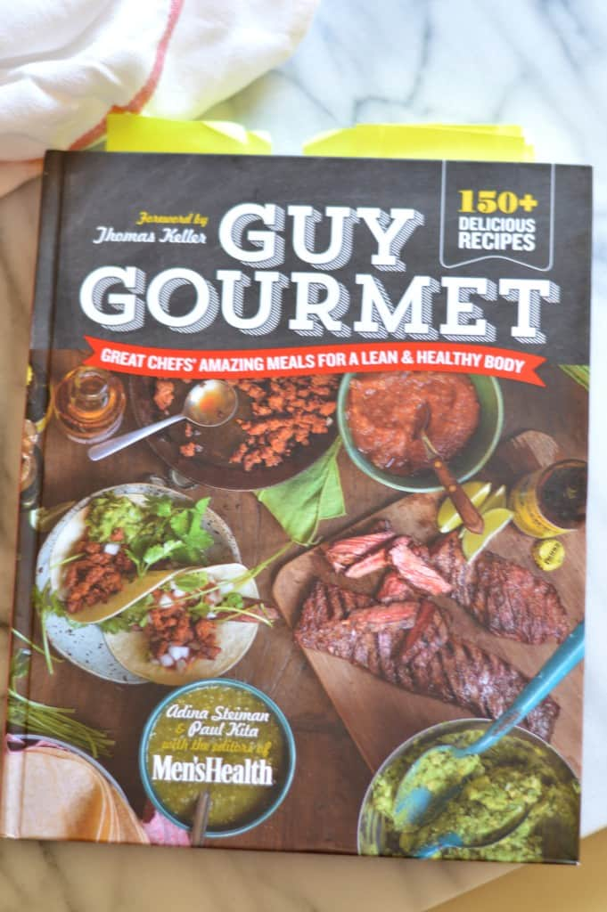 guy gourmet cookbook