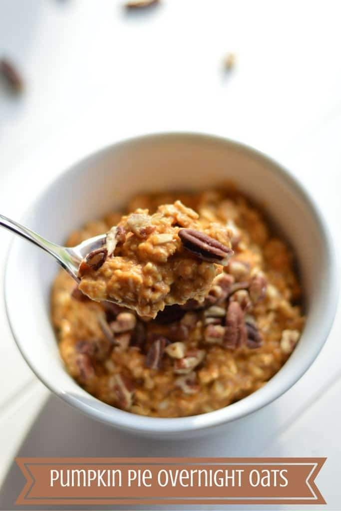 Pumpkin Pie Overnight Oats (1)