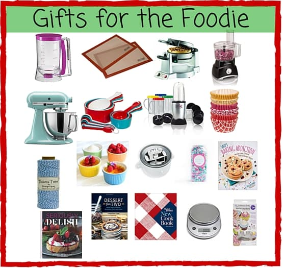 gift ideas for the foodie