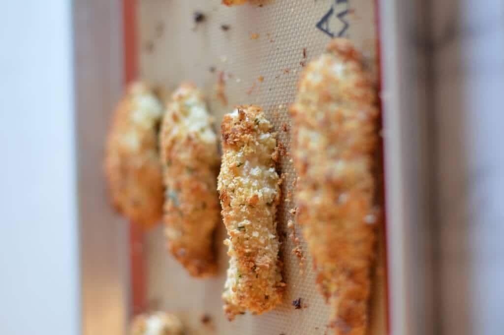 baked crispy chicken tenders