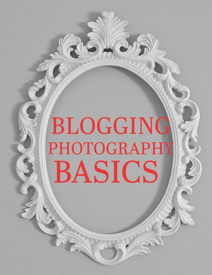 Blogging Photography Basics