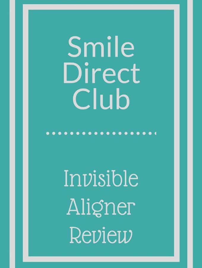 Smile Direct Club Invisible Aligner Review – Citrus & Delicious