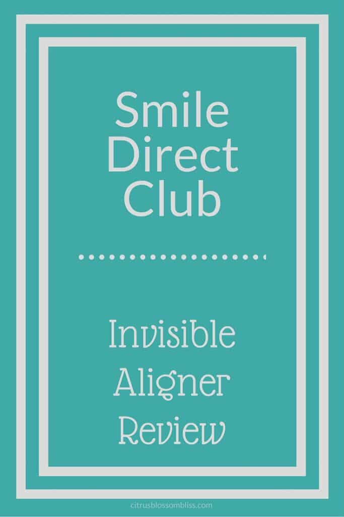 Smile Direct Club Invisible Aligners Review
