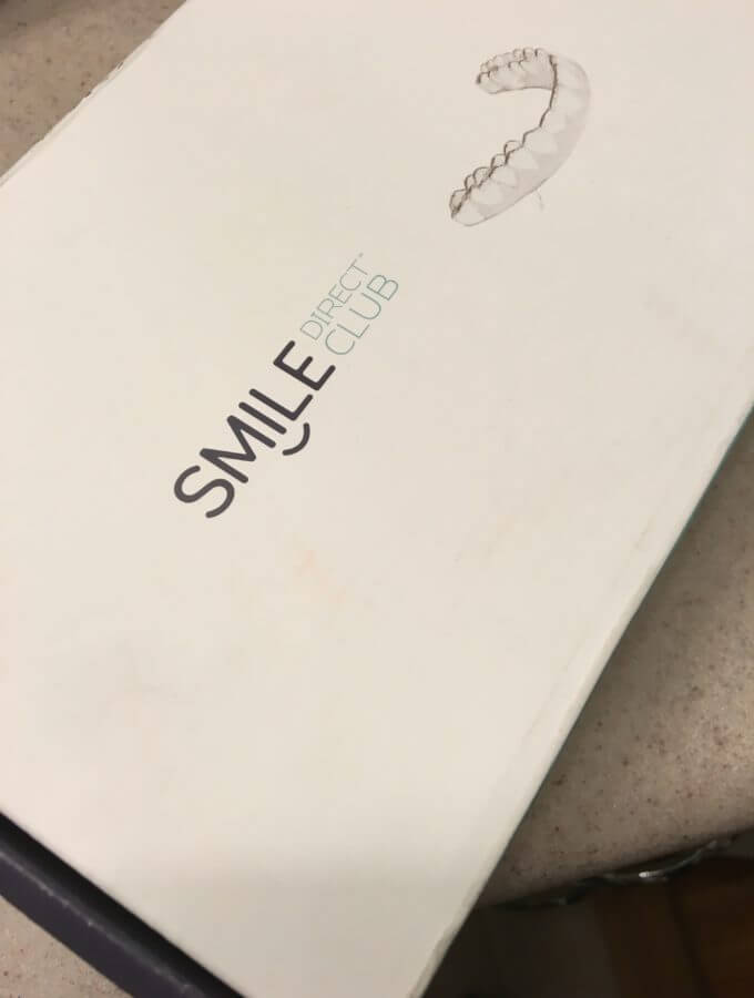 Thank you, SmileDirectClub for providing an affordable way to get straighter teeth!