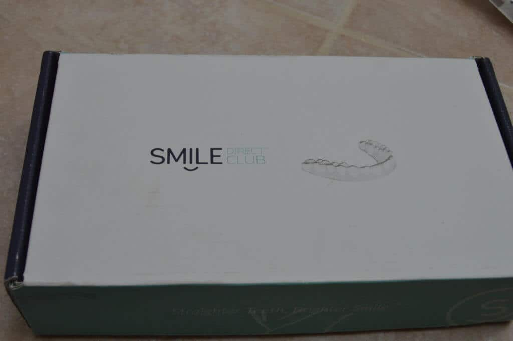 smile direct club aligners