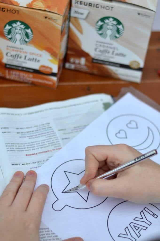 latte stencil tutorial