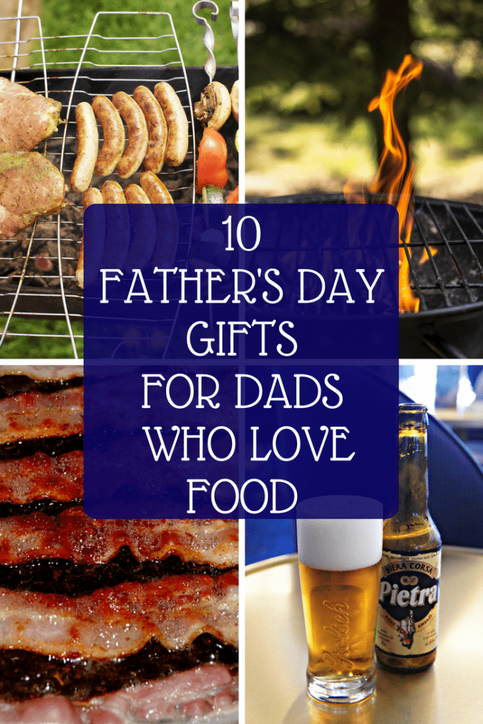 If your dad loves food, here are some of the best gift ideas to help celebrate his day!