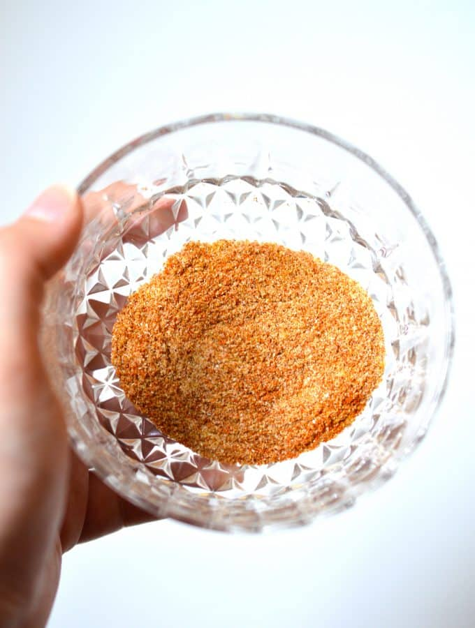 5 Ingredient Homemade Taco Seasoning