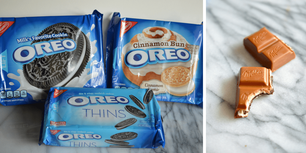 Enter the My OREO Creation Contest for a chance to win $500,000 and have your cookie creation sold in stores!