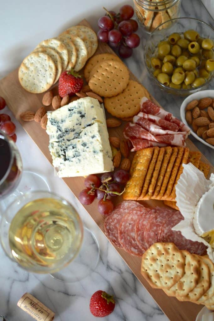 Love entertaining? The Perfect Charcuterie Board is easy to whip together and will be the hit of your next gathering!