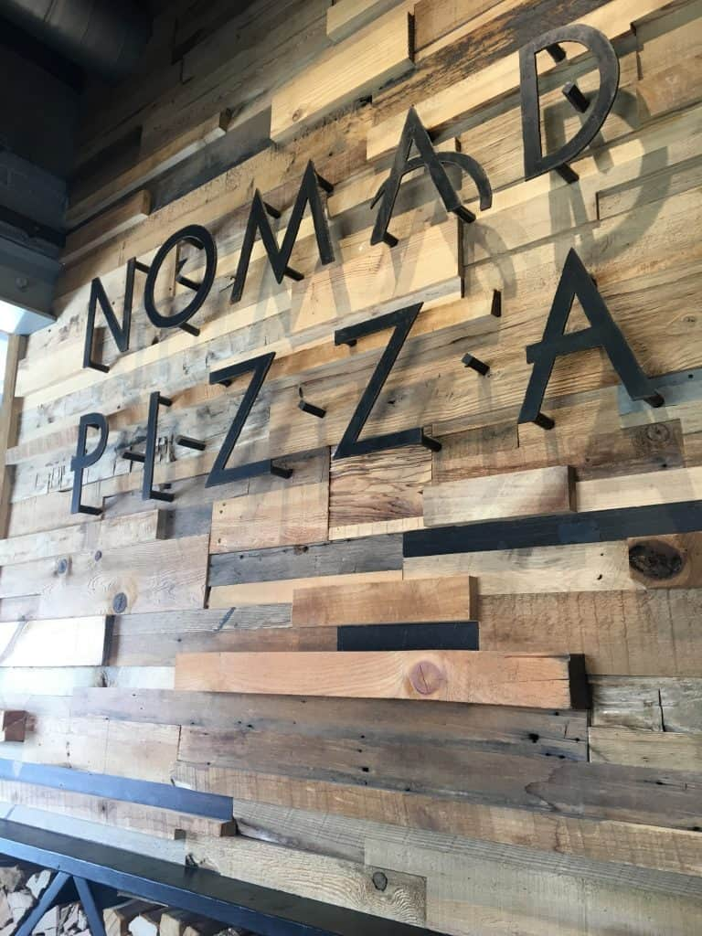 Nomad Pizza in Princeton, NJ